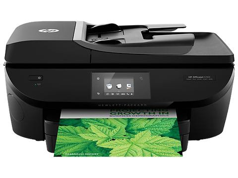 HP OfficeJet 5744 All-in-One Printer