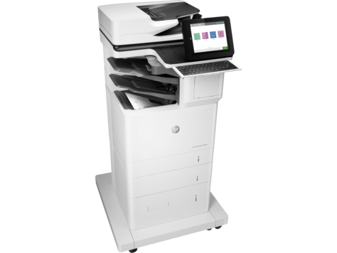 HP LaserJet Enterprise Flow MFP M633z