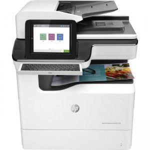 HP PageWide 50 PPM Color Managed E77650z