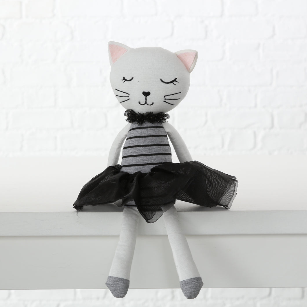 FIGURINE KITTY TISSUS, MODEL : A