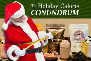 Get ready for eating Holidays by preparing for the CALORIE CONUNDRUM.