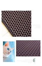 Load image into Gallery viewer, Pet Cat Litter Trapper Mats with Waterproof Bottom