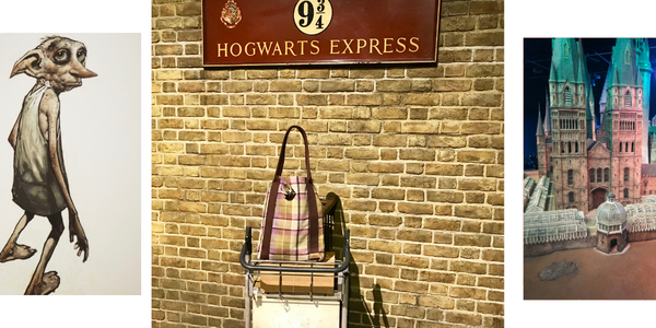 Days out with Hettie - Harry Potter World