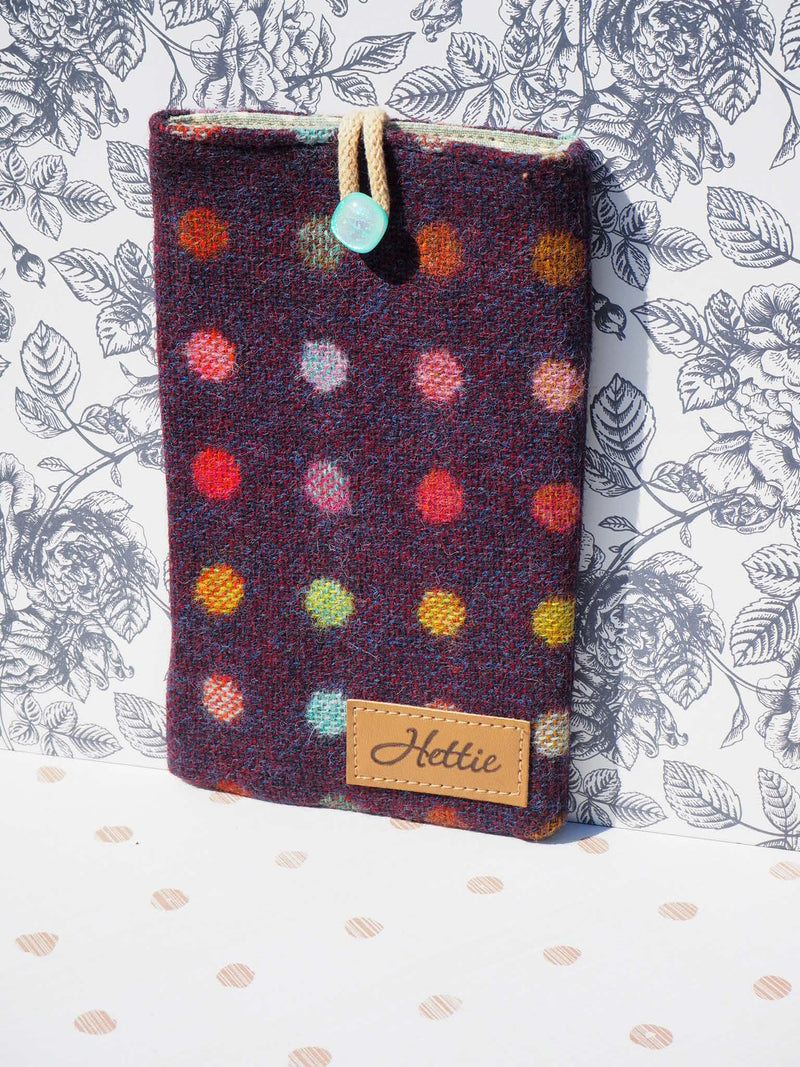 Phone Case - Multispot Wine