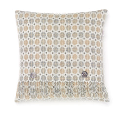 Wool cushion Milan Natural