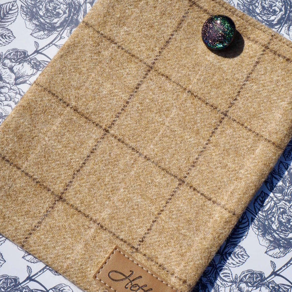 Tablet Case - Slate Oatmeal