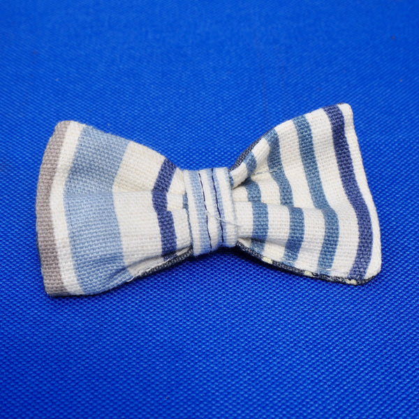 Dog Bowtie - Chambray