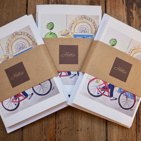 Greetings cards pack