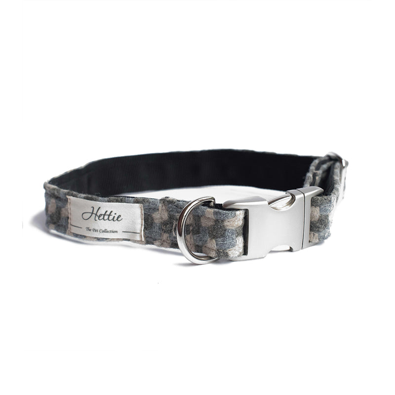 Dog Collar - Holborn Taupe