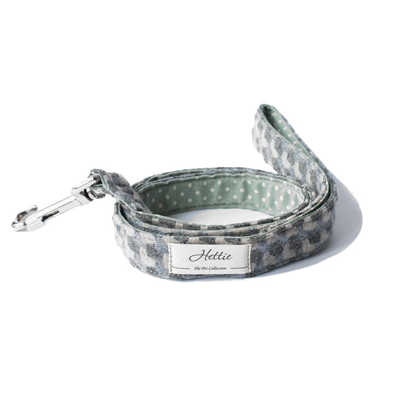Dog Lead - Holborn Taupe