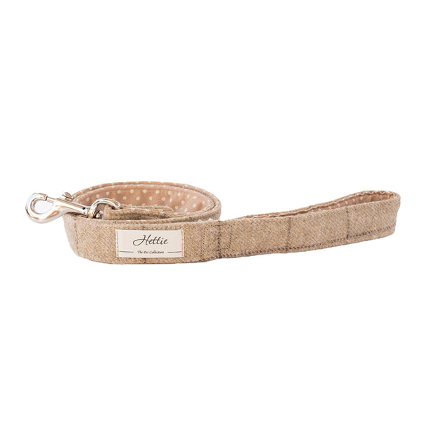 Dog Lead - Slate Oatmeal