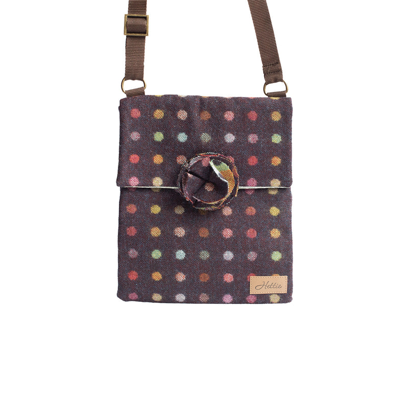 Ella Bag - Multispot Wine