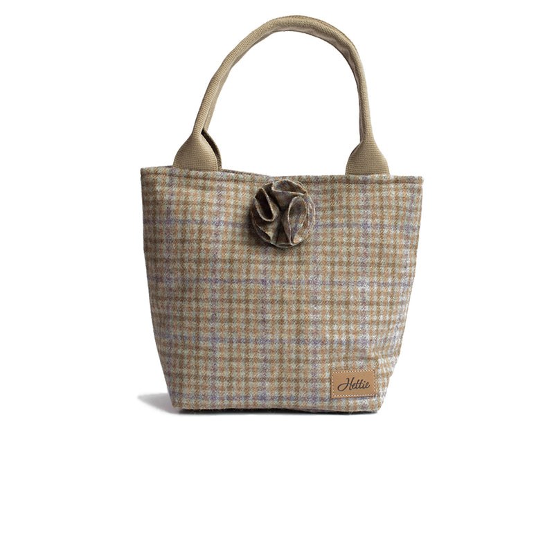 Hettie handbag  - Loch Heather