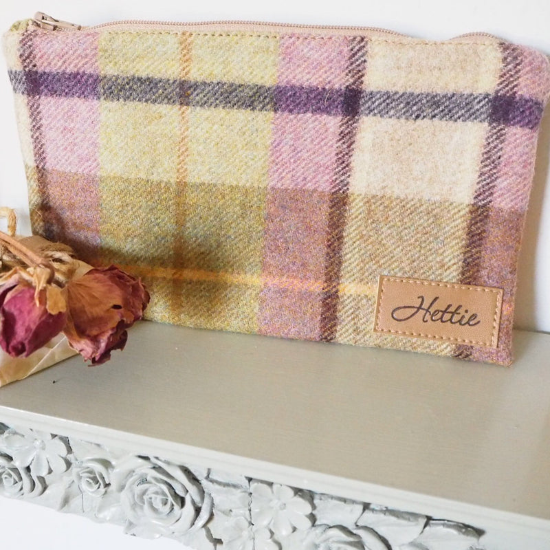 Cosmetic Case - Gargrave Lilac