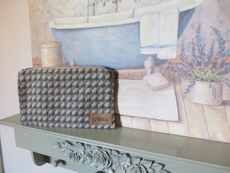 Cosmetic Case - Holborn Taupe