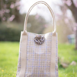 Kate Tote Handbag - Loch Heather