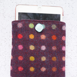 Tablet Case - Multispot Wine