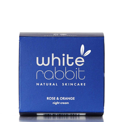 White Rabbit Rose & Orange Night Cream