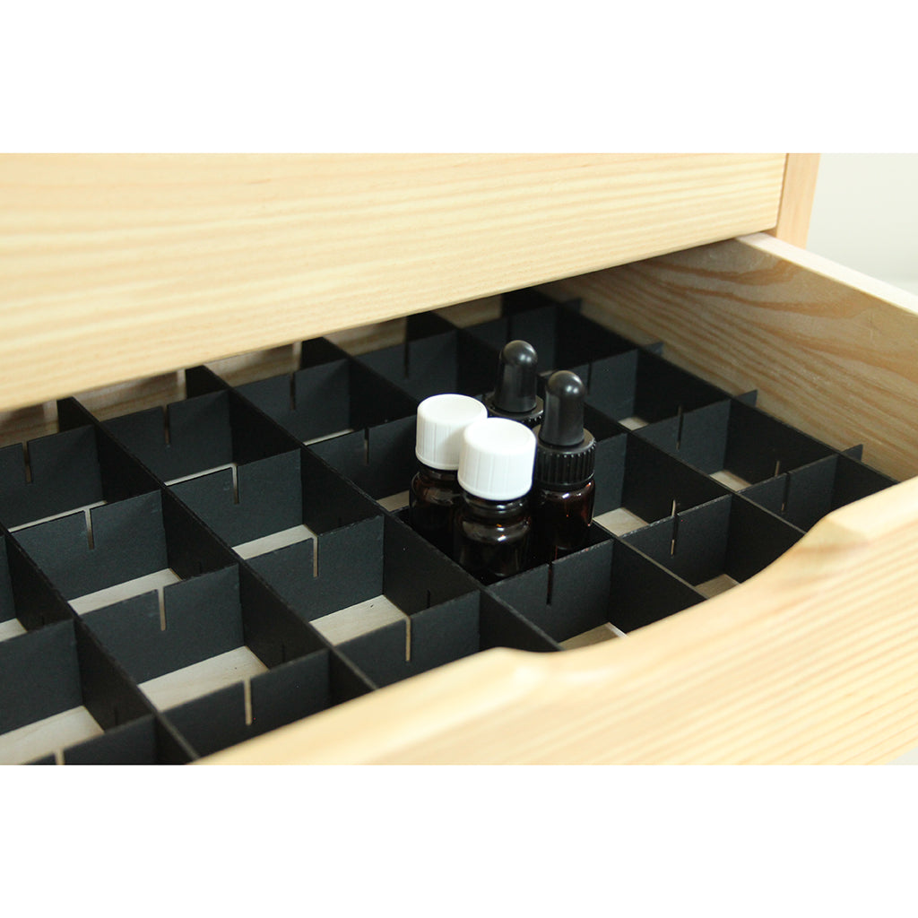 48mm Grid For Pine Storage Unit Drawer