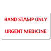 Homeopathic Postage Instruction Labels (24 per sheet)