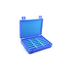 Plastic Case with Foam Inserts for 18 x 2g vials