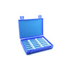 Plastic Case with 18 x 2g Screw Cap Vials