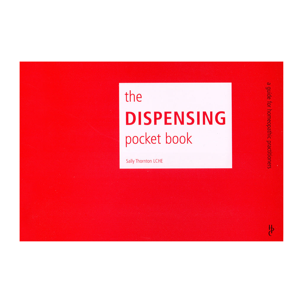 The Dispensing Pocket Book – Sally Thornton