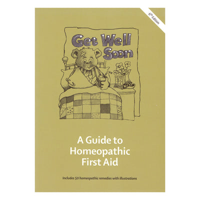 Get Well Soon – The School of Homeopathy