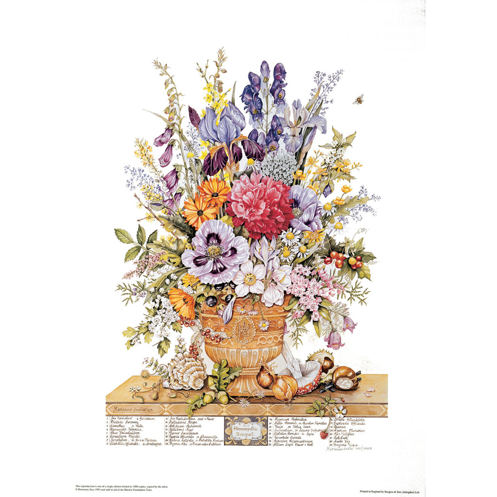 The Homeopathic Bouquet – Print