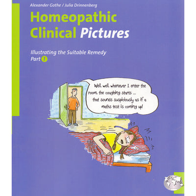 Homeopathic Clinical Pictures 1, book by A Gothe & J Drinnenberg