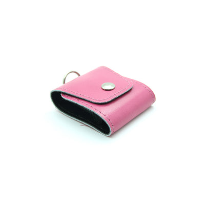 Key Ring Remedy Wallet With Vials - Pink