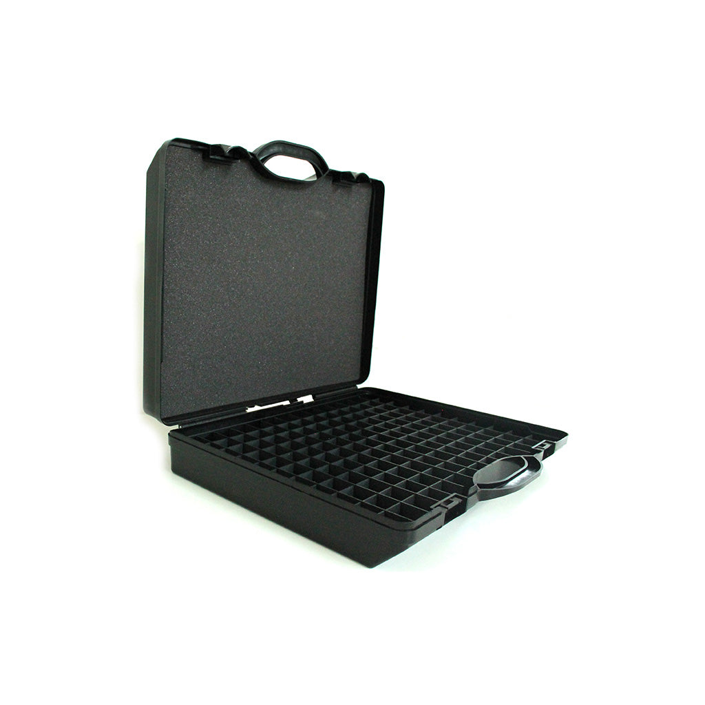 Large Plastic Case with 24mm Grid System