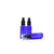 30ml Blue Moulded Glass Mister Bottle