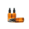 50ml Amber Moulded Glass Mister Bottle