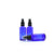 50ml Blue Moulded Glass Mister Bottle