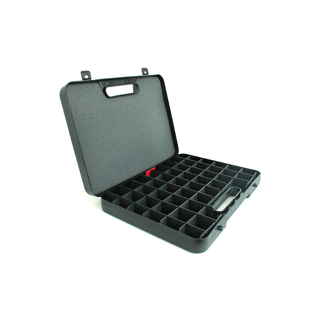 Plastic Medium Case with 37mm Grid System