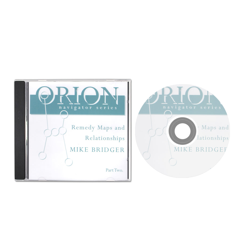 CD - Orion Navigator Series by Mike Bridger