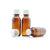 30ml Amber Moulded Glass Pourer Restrictor Bottle