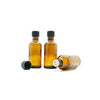 50ml Amber Moulded Glass Pourer Restrictor Bottle