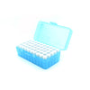 Plastic Box with 50 x 2g/1.75ml Screw Cap Vials