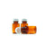 16ml Amber Plastic Screw Cap Bottle