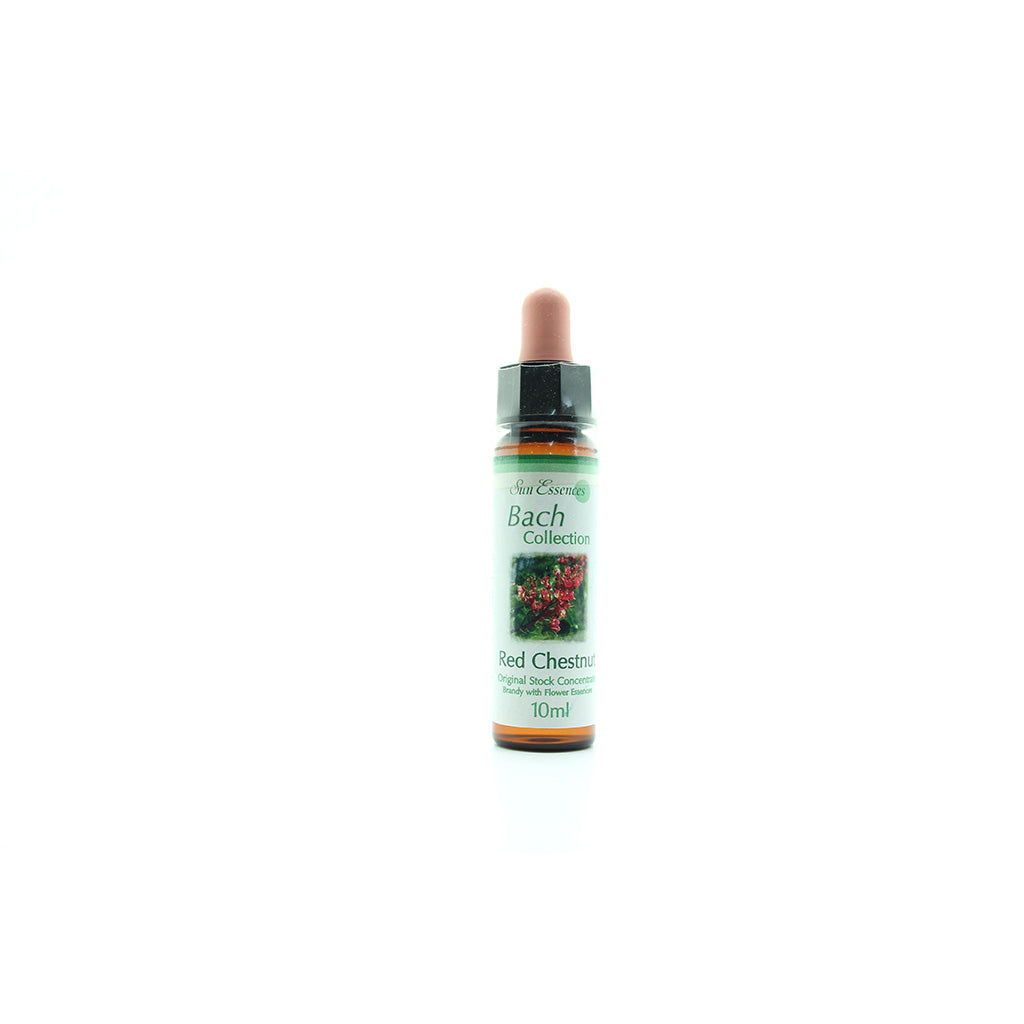 Red Chestnut Bach Flower Essence - 10ml