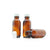 30ml Amber Moulded Glass Screw Cap Bottle