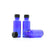 30ml Blue Moulded Glass Screw Cap Bottle