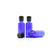 30ml Blue Moulded Glass Screw Cap Bottle with Tamper Evident Cap