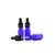 10ml Blue Moulded Glass Dropper Bottle with Tamper Evident Cap