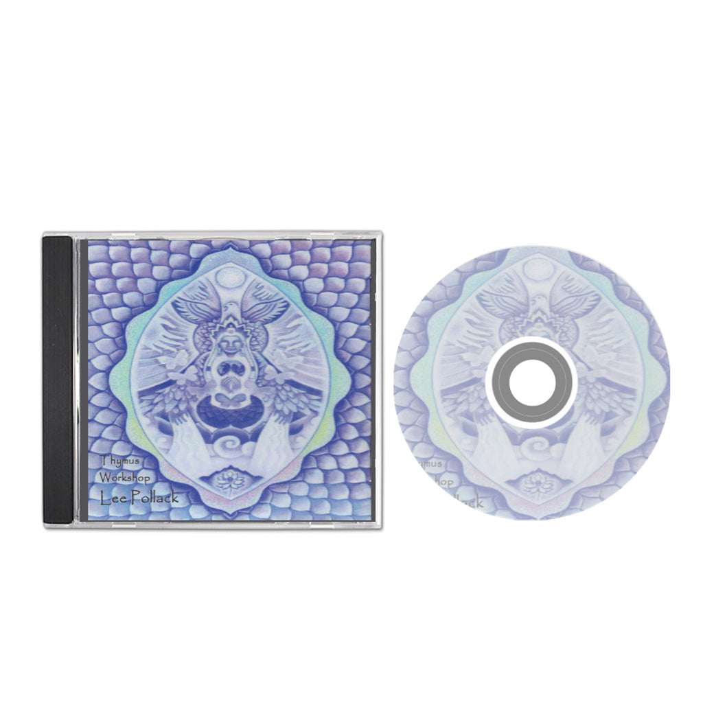 Thymus Chakra Workshop CD – Lee Pollack