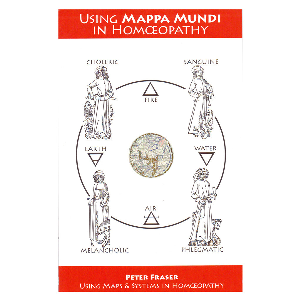 Using Mappa Mundi in Homoeopathy – Peter Fraser