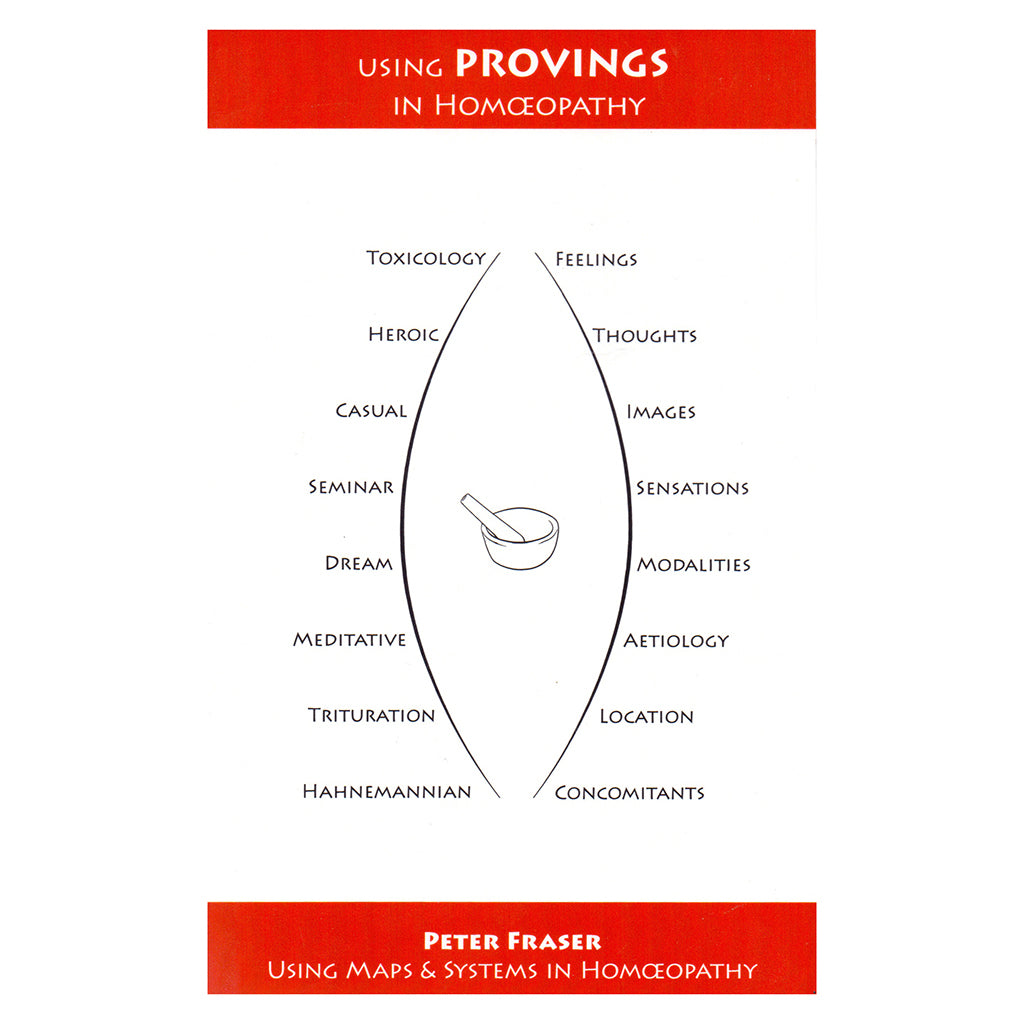 Using Provings in Homoeopathy – Peter Fraser