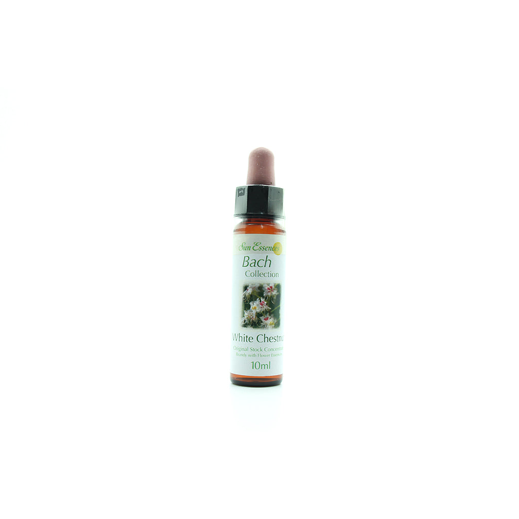 White Chestnut Bach Flower Essence - 10ml